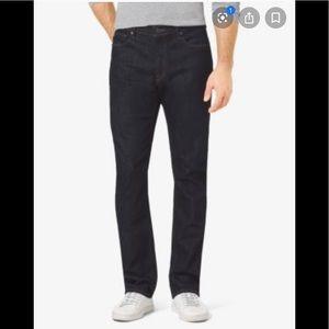 Michael Kors tailored fit back denim jeans